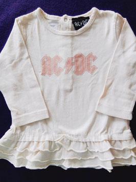 T-shirt AC/DC 12mois