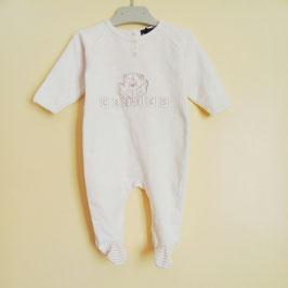 Pyjama en velours CREEKS 6 mois