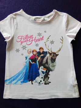 T-shirt fille 5 ans