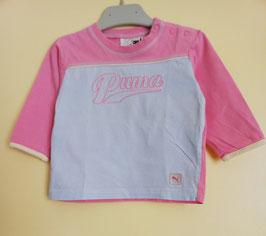 T-shirt à manches longues Puma 6 mois