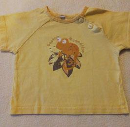 T-shirt bébé 6 mois