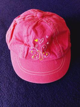 Casquette rose