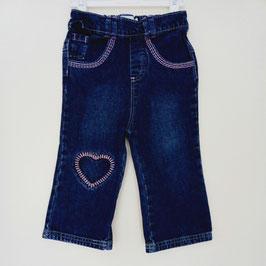 Jean bleu Baby by véti