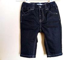 Pantalon enduit noir 6 mois