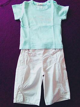 T-shirt et pantalon 18 mois