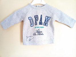 Sweat-shirt DPAM 3 mois