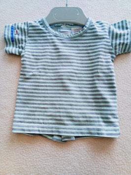T-shirt bébé 1 mois Absorba