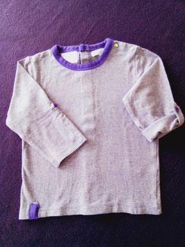 T-shirt manches retroussables 18mois