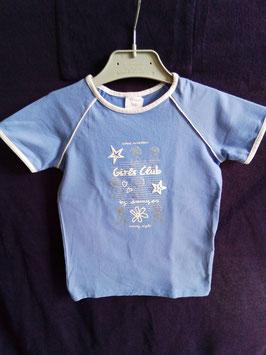 T-shirt fille 3 ans