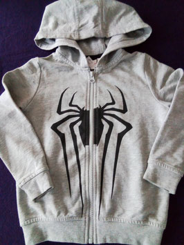 Sweat spiderman 4ans