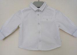 Chemise blanche Obaïbi 6 mois