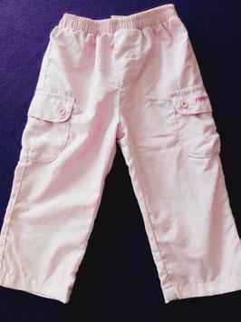pantalon sport en toile 2 ans
