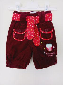 Pantalon en velours Petit Kimbaloo