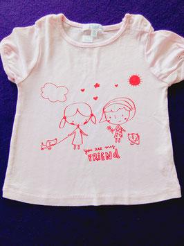 T-shirt bébé 9 mois