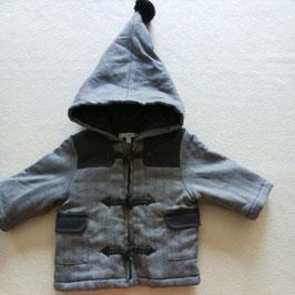 Manteau matelassé 6 mois