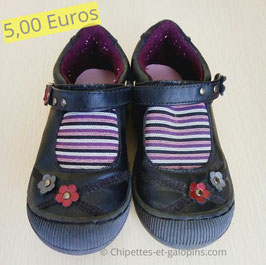 Chaussures automne fille T26