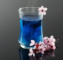 BLUE CHAI, Blauer Tee aus Thailand, Butterly pea Tea, 30gr. Rolle