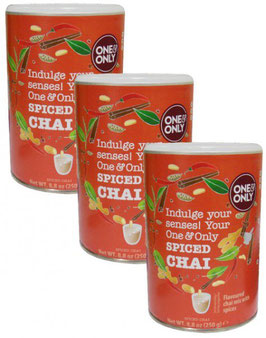 one&only Spiced Chai Powder 250 g