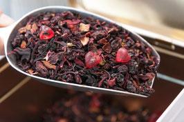 Flammende Herzen - der Tee für Verliebte