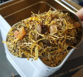 Pfirsich / Aprikose Rooibos-Früchtemischung