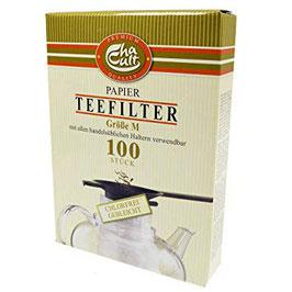 Teefilter Gr. M  / Teeli-Click  / Plastikhalter