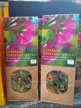 Gersauer Bergkräutertee Bio Suisse