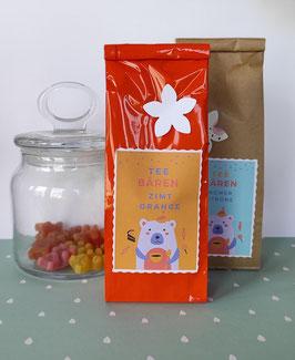 Tee-Bären Zimt-Orange 100gr