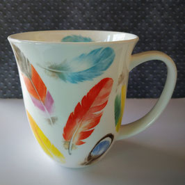 Federn Fine Bone China Tasse ca.2.5dl