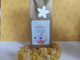 Tee-Bären Pfirsich-Zitrone 100gr.