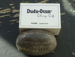 Dudu-Osun Pure Schwarze Seife 150 g ohne Parfüm