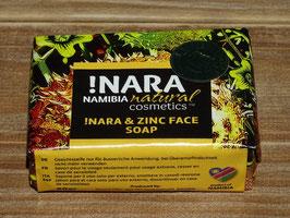 !Nara Gesichtsseife Zink, handgemacht 80 g