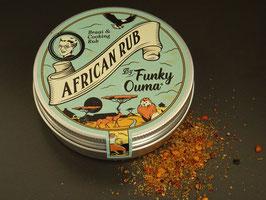 "Funky Ouma ""African Rub"" Travel Tin Gewürzzubereitung 55 g"