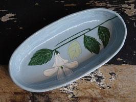 Gemma Orkin Ceramics Ovale Servierplatte Flower 3