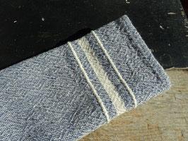 Barrydale Hand Weavers Serviette Indigo Contemporary Range