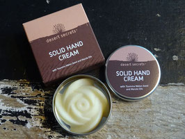 Desert Secrets Solid Hand Cream feste Handcreme 30 g