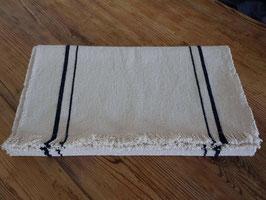 """Barrydale Hand Weavers Tischläufer """"Navy Stripe"""""""