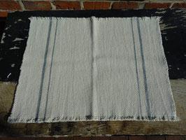 """Barrydale Hand Weavers Tischset """"Grey Stripe"""""""