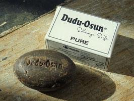 Dudu-Osun Pure Schwarze Seife 25 g ohne Parfüm