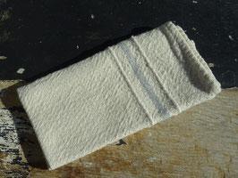 Barrydale Hand Weavers Serviette Grey Stripes Country Range
