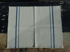 """Barrydale Hand Weavers Tischset """"Denim Stripe"""""""