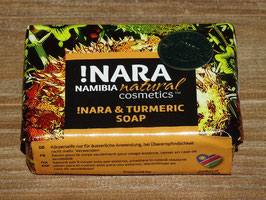 !Nara Körperseife Kurkuma & Orange, handgemacht 80 g