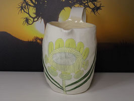 Gemma Orkin Keramik Krug Flower #2