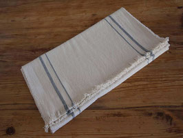 """Barrydale Hand Weavers Tischläufer  """"Grey Stripe"""""""