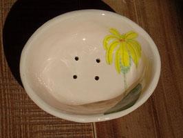 Gemma Orkin Keramik Seifenschale hoch Flower 61