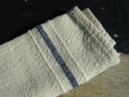 Barrydale Hand Weavers Serviette Navy Stripes Country Range
