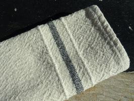 Barrydale Hand Weavers Serviette Charcoal Stripes Country Range