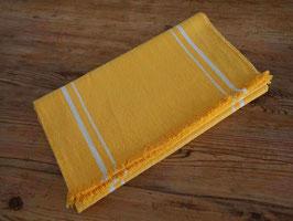 """Barrydale Hand Weavers Tischläufer """"Yellow"""""""