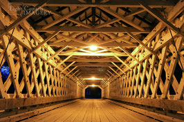 Tunnel Vision - Ashuelot Covered Bridge