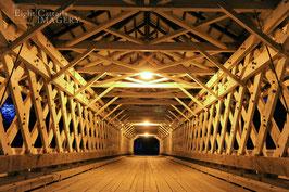 Tunnel Vision - Ashuelot Covered Bridge