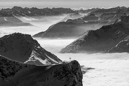 Schneeferner Kopf II, German Alps 2017